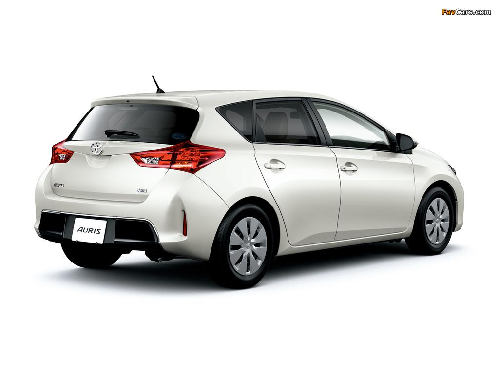 Toyota Королла хэтчбек или Аурис