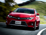 Pictures of Toyota Auris RS S Package JP-spec 2012