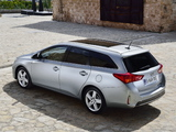 Pictures of Toyota Auris Touring Sports 2013