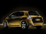 Toyota Auris Space Concept 2006 wallpapers