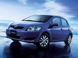 Toyota Auris JP-spec 2006–09 wallpapers