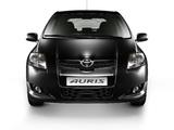 Toyota Auris 5-door 2007–10 photos