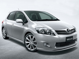 Modellista Toyota Auris 2009–12 pictures