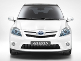 Toyota Auris HSD Full Hybrid Concept 2009 pictures