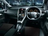 Toyota Auris JP-spec 2009–12 pictures