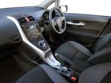 Toyota Auris HSD ZA-spec 2011 images
