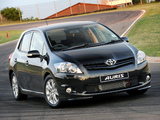 TRD Toyota Auris 5-door ZA-spec 2011 pictures