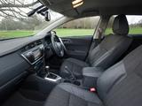 Toyota Auris UK-spec 2012 images