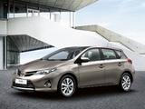 Toyota Auris 2012 images
