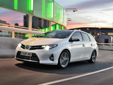 Toyota Auris Touring Sports Hybrid 2012 pictures