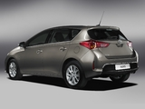 Toyota Auris 2012 pictures