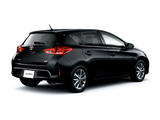 Toyota Auris 180 G S Package JP-spec 2012 wallpapers
