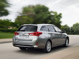 Toyota Auris Touring Sports 2013 images