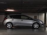 Toyota Auris ZA-spec 2013 images