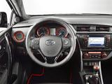 Toyota Auris Touring Sports Black Concept 2013 photos