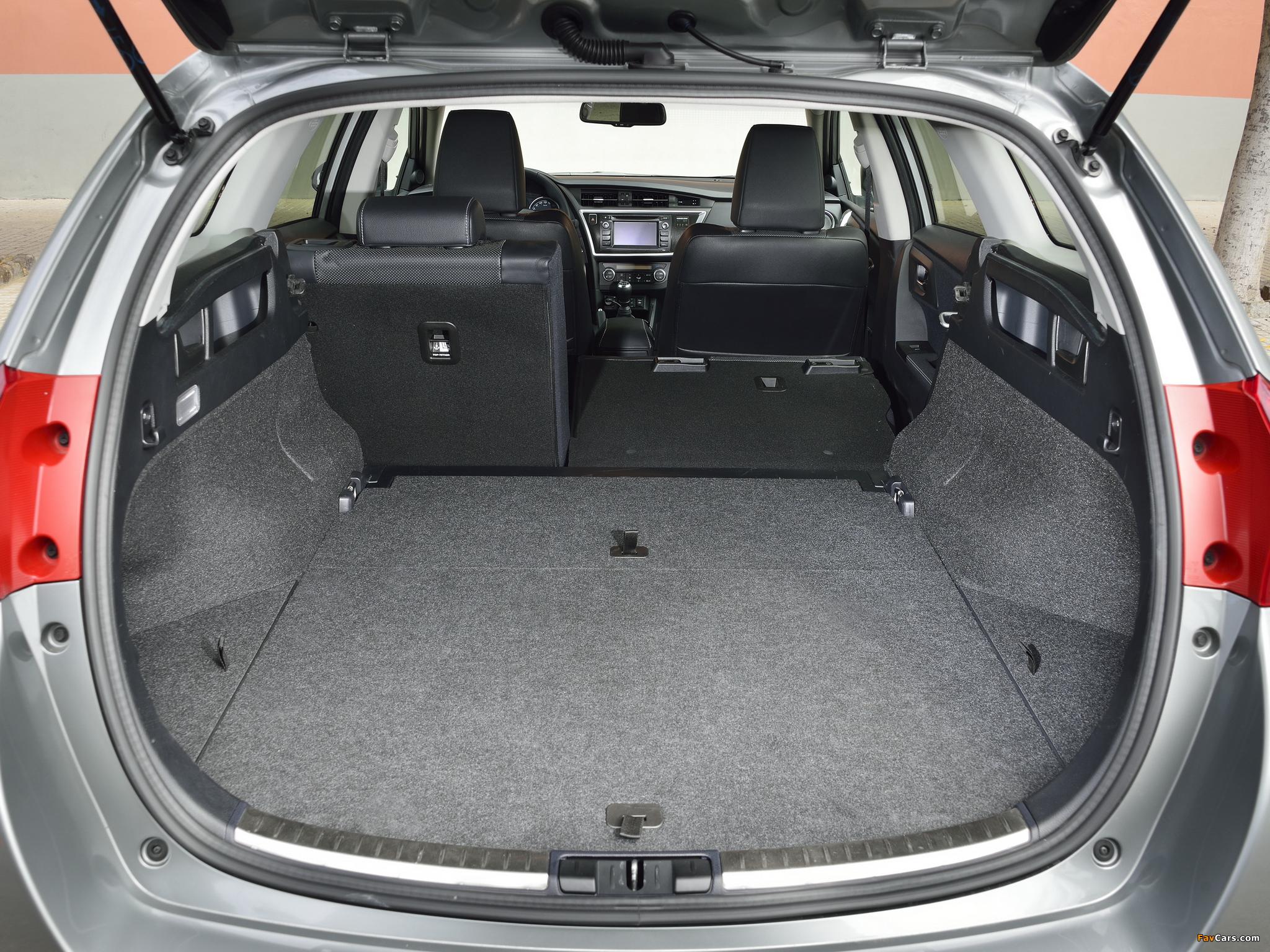 Технические характеристики Toyota Auris (Тойота Аурис)