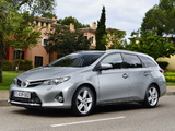 Toyota Auris Touring Sports 2013 pictures