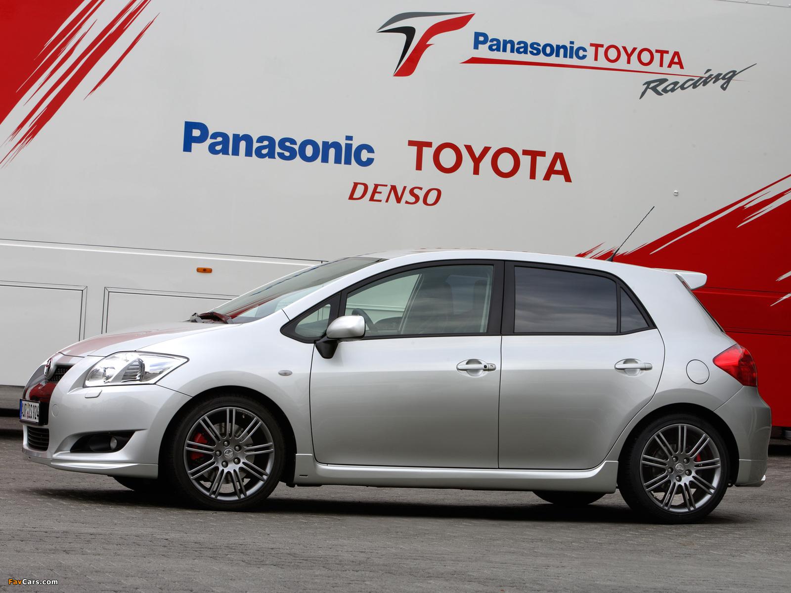 Toyota Аурис мощность #11