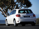 Toyota Auris HSD ZA-spec 2011 wallpapers