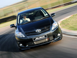 TRD Toyota Auris 5-door ZA-spec 2011 wallpapers