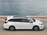 Toyota Auris Touring Sports Hybrid 2012 wallpapers