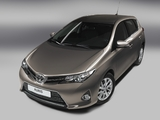 Toyota Auris 2012 wallpapers