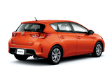 Toyota Auris RS JP-spec 2012 wallpapers