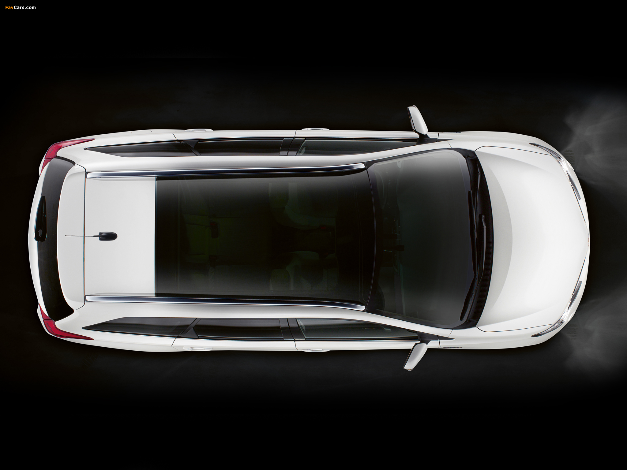 Toyota Auris Touring Sports Hybrid 2012 wallpapers (2048 x 1536)