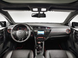 Toyota Auris Touring Sports Black Concept 2013 wallpapers