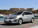 Toyota Auris Touring Sports 2013 wallpapers
