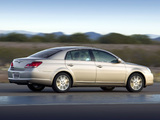 Images of Toyota Avalon (GSX30) 2005–08