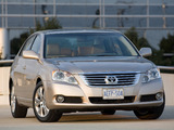 Images of Toyota Avalon (GSX30) 2008–10
