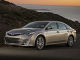 Images of Toyota Avalon 2012