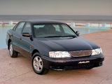 Photos of Toyota Avalon Sorrento (MCX10) 2002