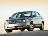 Photos of Toyota Avalon (GSX30) 2005–08