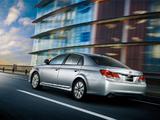 Photos of Toyota Avalon UAE-spec (GSX30) 2010–12