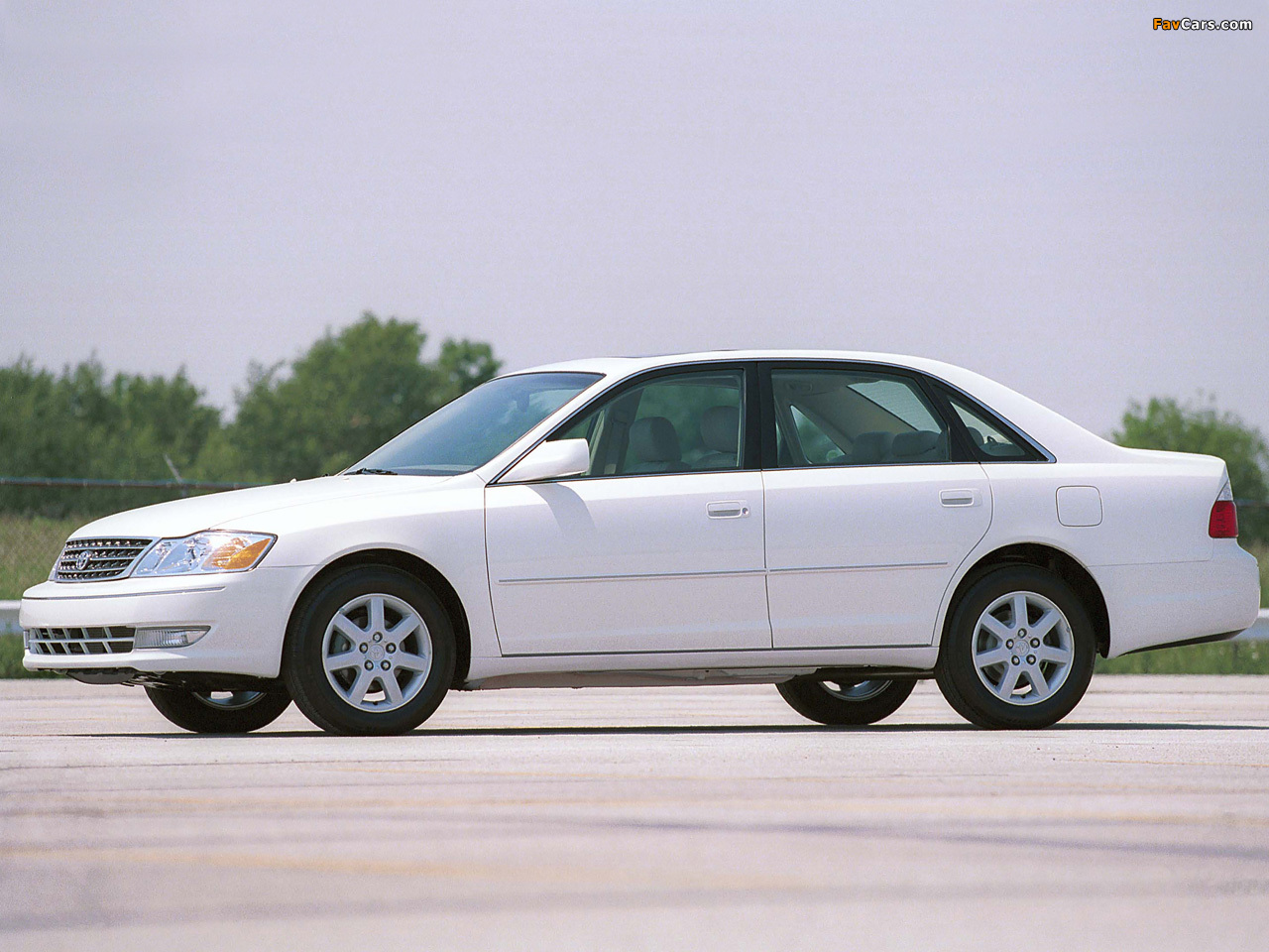 Pictures of Toyota Avalon (MCX20) 2003–05 (1280x960)