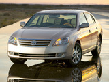 Pictures of Toyota Avalon (GSX30) 2005–08