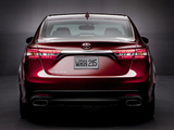 Pictures of Toyota Avalon 2012