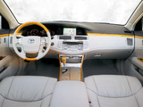 Toyota Avalon (GSX30) 2005–08 pictures