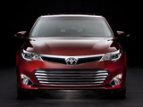 Toyota Avalon 2012 photos