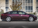 Toyota Avalon 2012 pictures