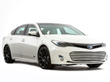 Toyota Avalon HV Edition 2012 wallpapers