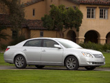Toyota Avalon (GSX30) 2005–08 wallpapers