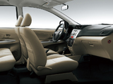 Photos of Toyota Avanza 2012