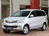 Photos of Toyota Avanza ZA-spec 2012