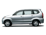 Pictures of Toyota Avanza 2006–11