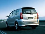 Toyota Avanza 2006–11 photos