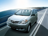 Toyota Avanza 2006–11 pictures
