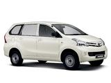 Toyota Avanza Panel Van 2012 images